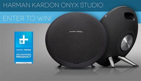 Speaker Bluetooth Kardon harman kardon onyx studio wireless bluetooth speaker with rechargeable battery technokarak