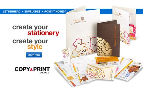 Business Stationery Letterhead And Envelopes At Office Depot Office Depot Envelope Templates