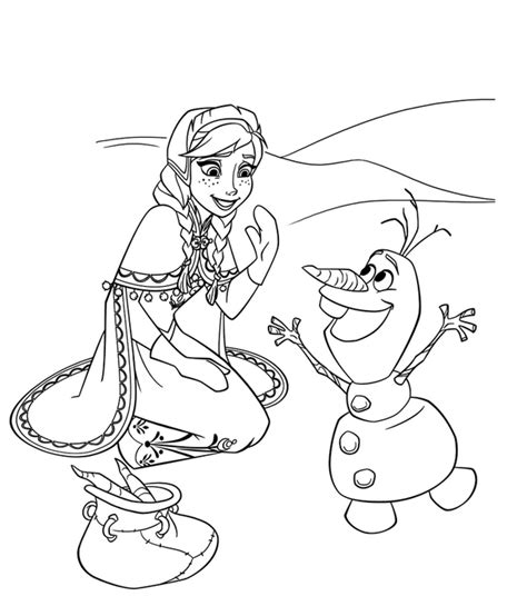 frozen coloring books frozen olaf coloring page coloring book
