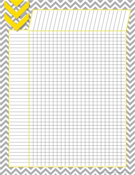 printable incentive charts chevron incentive chart calloway house