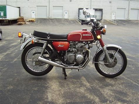 buy 1973 honda cb350f four cylinder looking on 2040 motos