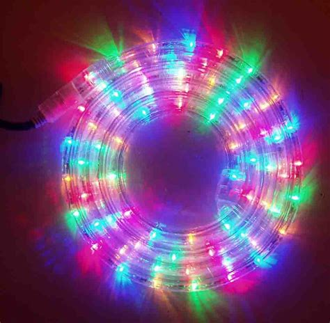 half price christmas led lights 10m 20m led rope lights waterproof tree fence decorating best price ebay