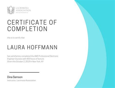 professional certificate templates canva