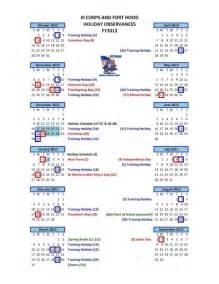 fiscal year 2016 calendar with holidays calendar