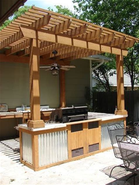 backyard cooking area best 25 outdoor cooking area ideas on pinterest