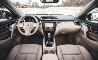 Nissan Rogue 2014 Interior Car And Driver