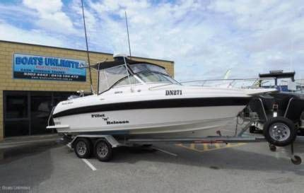 fraser boats for sale perth northshore 650 cr great family fishing all rounder