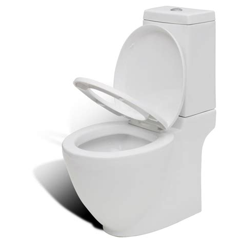 bidet set vidaxl co uk stand toilet bidet set white ceramic