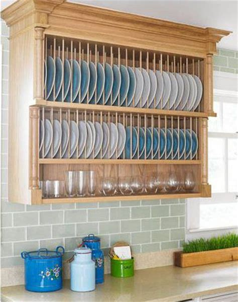 kitchen cabinet plate rack 17 best ideas about dish drying racks on pinterest space