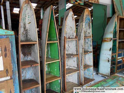 boat garden furniture reclaimed fishing boat furniture