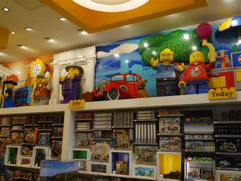 toy boat unique new york just opened the lego store flatiron district