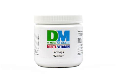 vitamins for dogs dr muller multi vitamin for dogs vic pharmacy