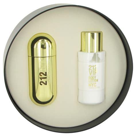 212 Vip Gift Set buy 212 vip by carolina herrera basenotes net
