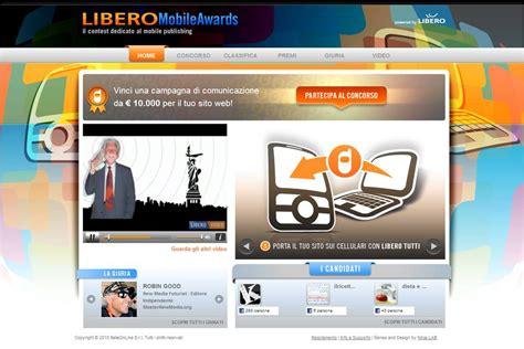 libero news mobile libero lancia il nuovo servizio quot tutti quot