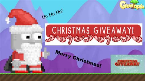 Apple Christmas Giveaway - christmas giveaway 2015 growtopia 30 world locks giveaway youtube