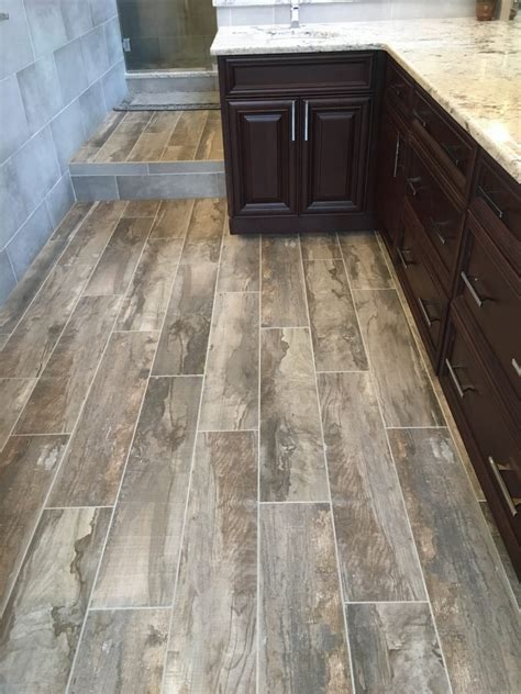faux wood tiles tile design ideas