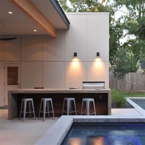 modern outdoor kitchens 25 best ideas about modern outdoor kitchen on pinterest