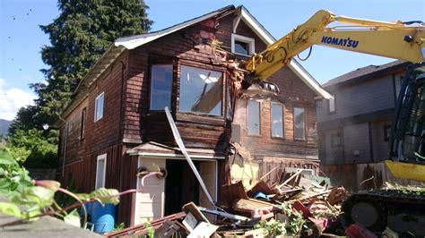 video house house demolition part 1 youtube
