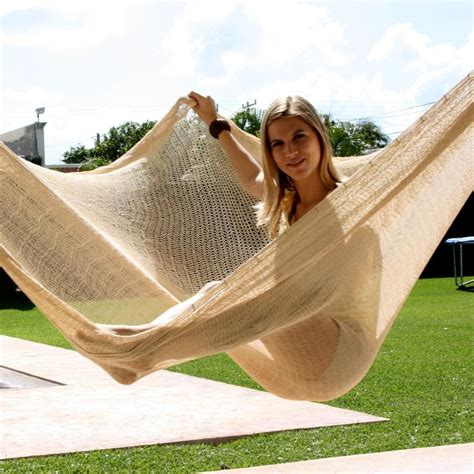 How To Make A Mayan Hammock by Mayan Hammock Colored Traditional Woven High