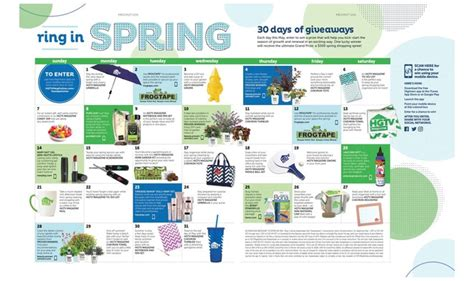 Hgtv Magazine Home Makeover Sweepstakes - win 500 cash on hgtv magazine ring in spring sweepstakes contestbank