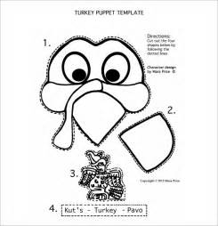 turkey template sle turkey 7 documents in pdf