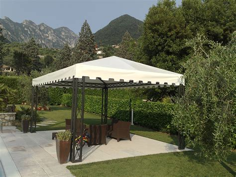 gazebi ferro gazebo in ferro da giardino tendasol