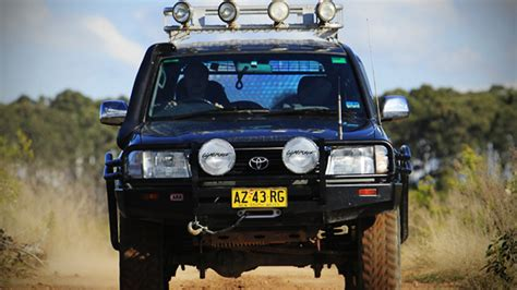 top 100 series toyota landcruiser 100 series review 4x4 australia