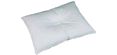 Thin Pillow Stomach Sleeper by Stomach Sleeper Pillow Thin Cervical Linear Traction Neck Pillow Best For Neck Sufferers