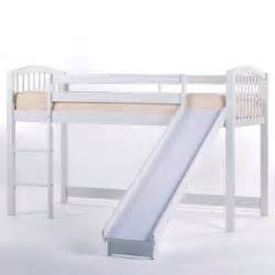 Bunk Bed With A Slide Master Fub434 Jpg