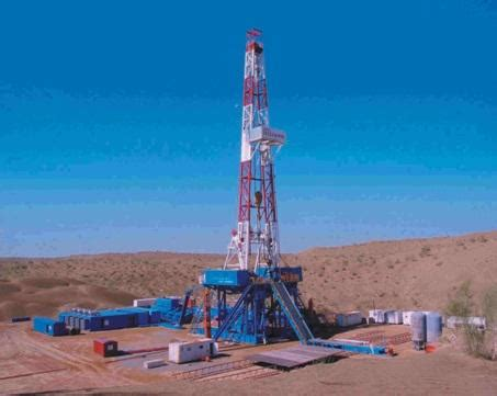 drilling rig information and gallery