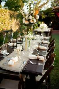 Decorating Ideas For Rehearsal Dinner Tables 30 Rustic Styled Rehearsal Dinner Decor Ideas Weddingomania