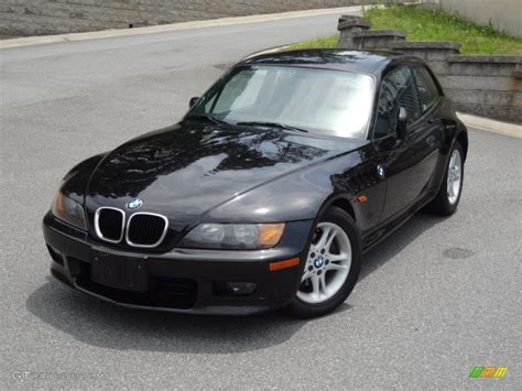 1999 bmw z3 coupe jet black 1999 bmw z3 2 8 coupe exterior photo 82748199