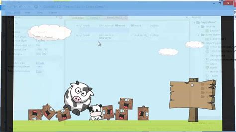construct 2 free tutorial tutorial games dengan construct 2 dan visual studio youtube