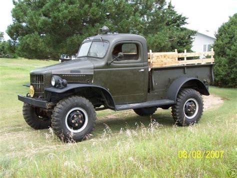 vintage 4x4 trucks on pinterest dodge power wagon gmc trucks and 1941 dodge power wagon truck rare 1941 dodge power wagon