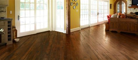Rustic Wood Floor L Canada by Rustic Design Style Home Decor Elmwood Reclaimed Timber