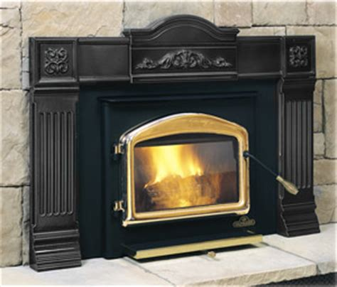 Napoleon Fireplace Insert Reviews by Napoleon Epa Wood Burning Fireplace Insert Epi 1101m