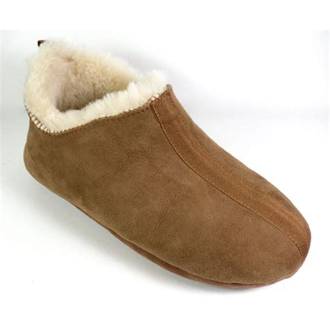 slipper booties for drapers drapers tilly spice sheepskin bootie