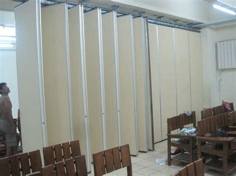 pintu lipat partisi gesersliding penyekat ruangan
