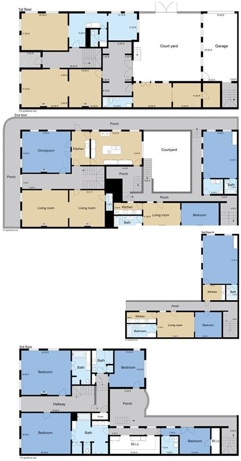 quarter house new orleans floor plans
