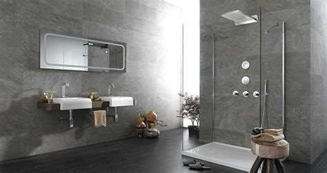 Modern Grey Bathroom 32 Contemporary Bathroom Designs By Porcelanosa Decoholic