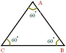 Interior Angle Of A Polygon Equiangular Triangles Study Math Easy Way