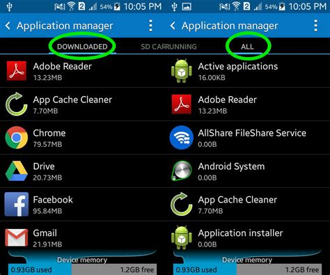 Settings application manager android publicscrutiny Choice Image