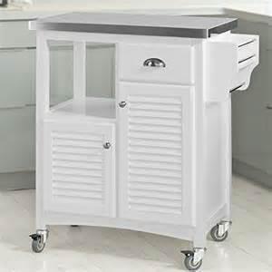 meuble de rangement cuisine a roulettes sobuy 174 fkw37 w desserte sur roulettes meuble chariot de cuisine de service roulant armoire de