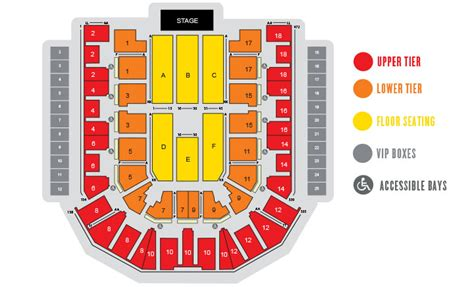 Liverpool Echo Arena Floor Plan | michael mcintyre what s on echo arena liverpool