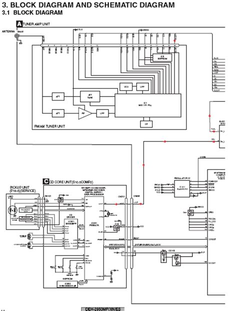 deh x6700bs wiring diagrams autos post