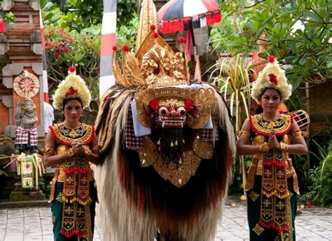 Barong Dance   H.I.S India
