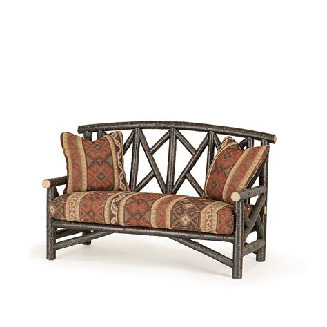 rustic settee rustic settee la lune collection