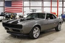 1968 camaro specs, colors, facts, history, and performance