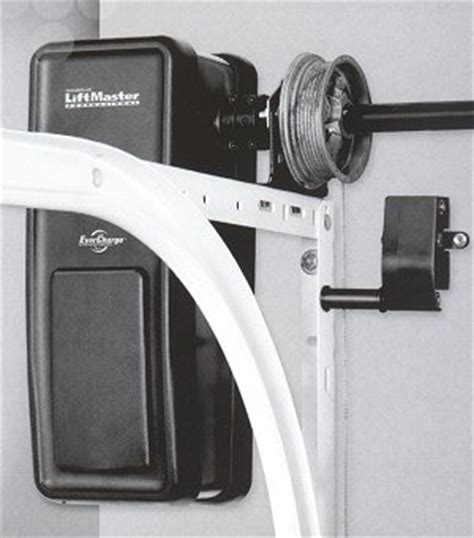 liftmaster garage door opener security access systems