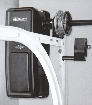 Wall Mount Garage Door Opener by Liftmaster Garage Door Opener Jackshaft And Garage Door